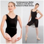Contemporary Uniform